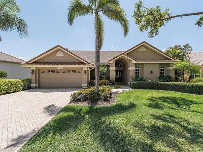 Naples Single Family Home Pending With Contingencies: 11704 Night Heron Dr