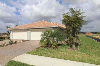 Fort Myers Single Family Home For Sale: 10323 Prato Dr