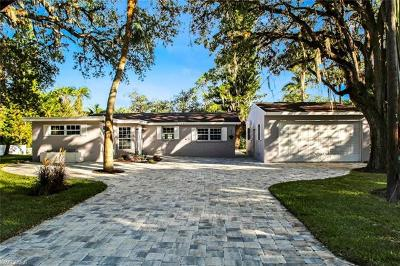 Bonita Springs Single Family Home For Sale: 27291 Riverside Dr S