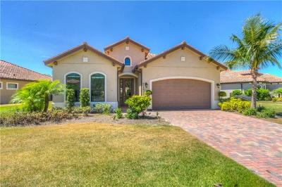 Bonita Springs Single Family Home For Sale: 9260 Isla Bella Cir