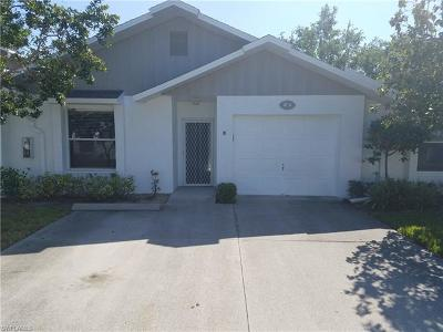 Fort Myers Condo/Townhouse For Sale: 13750 Downing Ln #2
