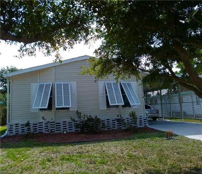 Goodland, Marco Island, Naples, Fort Myers, Lee Mobile/Manufactured For Sale: 539 Monte Carlo Ln