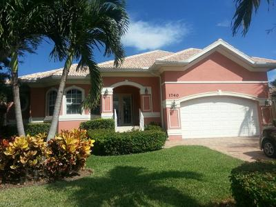 Marco Island Rental For Rent: 1740 Ludlow Rd