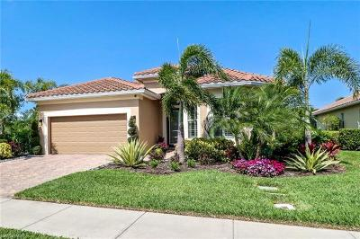 Fort Myers Single Family Home Pending With Contingencies: 12854 New Market St
