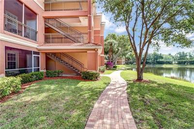 Estero Condo/Townhouse For Sale: 23680 Walden Center Dr #104