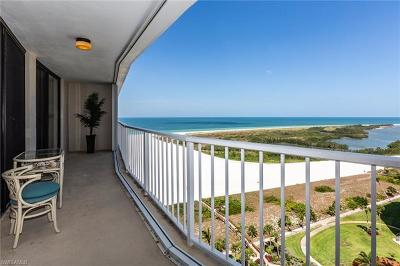 Marco Island Condo/Townhouse For Sale: 260 Seaview Ct #1708