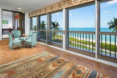 Naples Condo/Townhouse For Sale: 4301 Gulf Shore Blvd N #402