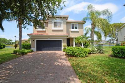 Estero Single Family Home For Sale: 9771 Silvercreek Ct