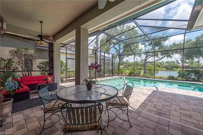 Naples Single Family Home For Sale: 8544 Mallards Way