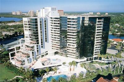 Naples Condo/Townhouse For Sale: 4751 Gulf Shore Blvd N #1203