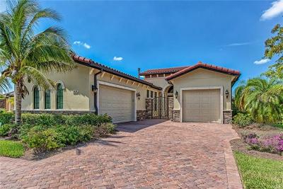 Naples Single Family Home For Sale: 9325 Vercelli Ct