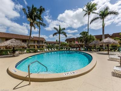 Marco Island Condo/Townhouse For Sale: 240 N Collier Blvd #C-2