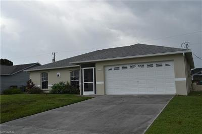 Cape Coral Single Family Home For Sale: 3319 SW 9th Ave