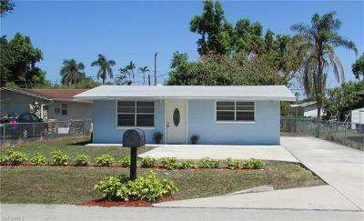 Naples Single Family Home For Sale: 3087 Linwood Ave