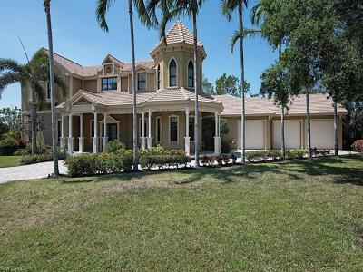 Naples FL Single Family Home For Sale: $1,295,000