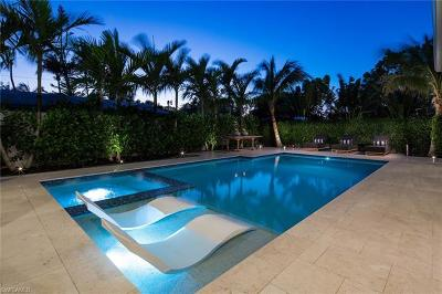 Naples FL Single Family Home For Sale: $3,199,000