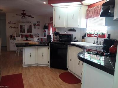 Goodland, Marco Island, Naples, Fort Myers, Lee Mobile/Manufactured For Sale: 15 Chateau Way