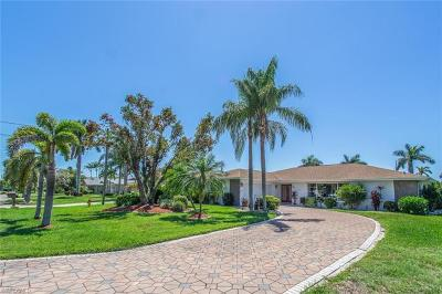Cape Coral Single Family Home For Sale: 5324 SW 9th Pl