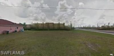 Lee County Residential Lots & Land For Sale: 324 NW 1st St