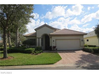 Fort Myers Single Family Home For Sale: 11851 Bramble Cove Dr