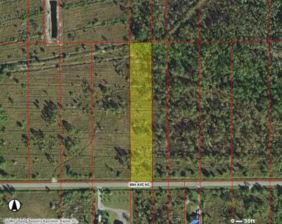 Collier County Residential Lots & Land For Sale: 68th Ave NE