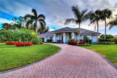 Bonita Springs Single Family Home Pending With Contingencies: 3668 Woodlake Dr