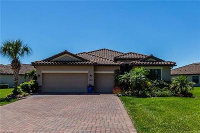 Naples FL Single Family Home For Sale: $495,000