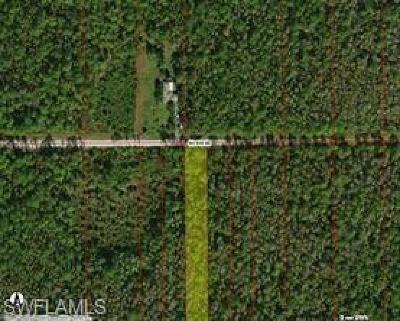 Collier County Residential Lots & Land For Sale: 8th Ave SE