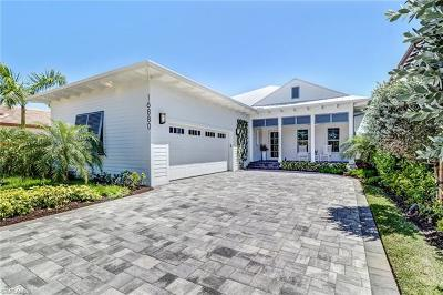 Naples Single Family Home For Sale: 16880 Brightling Way
