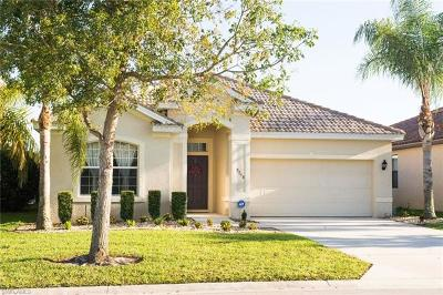 Fort Myers Single Family Home For Sale: 9358 Via Murano Ct