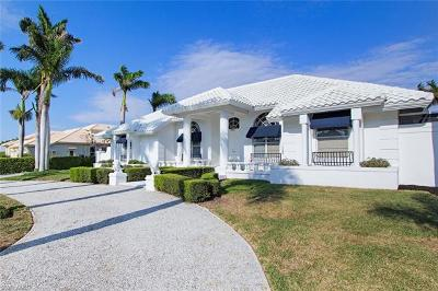 Marco Island Single Family Home For Sale: 855 Inlet Dr