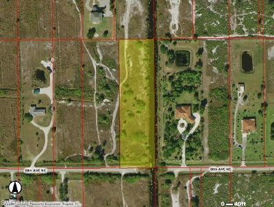 Collier County Residential Lots & Land For Sale: 60th Ave NE