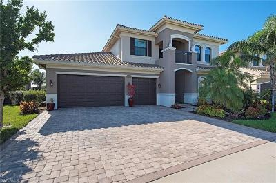 Naples, Bonita Springs Single Family Home For Sale: 3404 Atlantic Cir