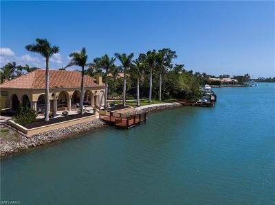 Naples FL Single Family Home For Sale: $10,900,000