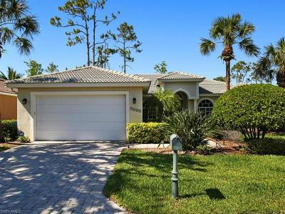 Naples Single Family Home For Sale: 3996 Recreation Ln