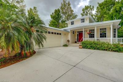 Naples, Bonita Springs Single Family Home For Sale: 5271 Cherry Wood Dr