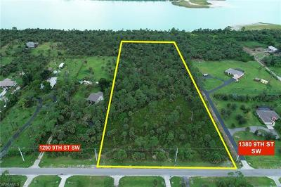 Collier County Residential Lots & Land For Sale: 9th St SW