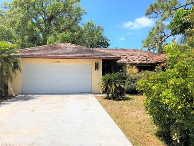 Bonita Springs Single Family Home Pending With Contingencies: 28170 Meadowlark Ln