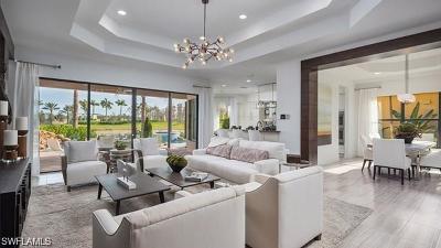 Naples Single Family Home For Sale: 4358 Caldera Cir