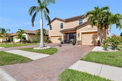 Fort Myers Single Family Home For Sale: 2765 Via Piazza Loop