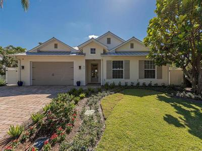 Naples FL Single Family Home For Sale: $2,150,000