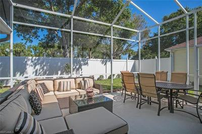 Naples FL Single Family Home For Sale: $329,000