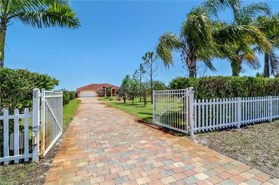 Naples FL Single Family Home For Sale: $364,999