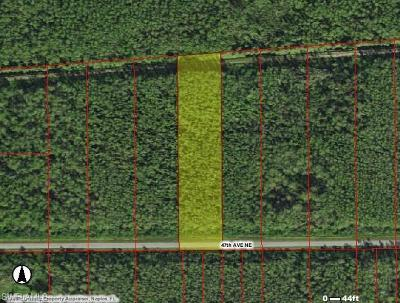 Naples Residential Lots & Land For Sale: 0000 47th Ave NE
