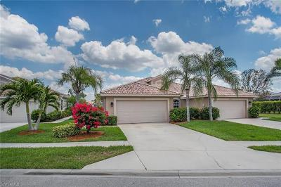 Collier County Condo/Townhouse For Sale: 6528 Castlelawn Pl