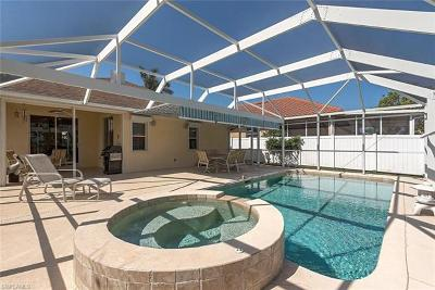 Naples FL Single Family Home For Sale: $485,000