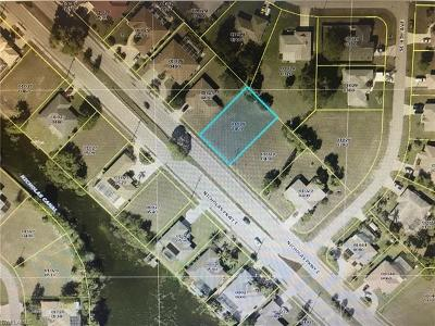 Lee County Residential Lots & Land For Sale: 327 Nicholas Pky E