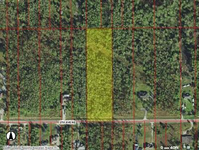 Naples Residential Lots & Land For Sale: 27th Ave NE