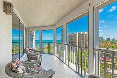 Naples Condo/Townhouse For Sale: 4401 Gulf Shore Blvd #1404
