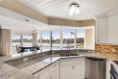 Naples, Bonita Springs Condo/Townhouse For Sale: 3000 Gulf Shore Blvd N #201